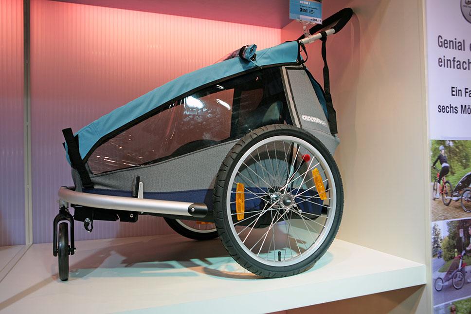 Chariot 2010 na Eurobike 2009