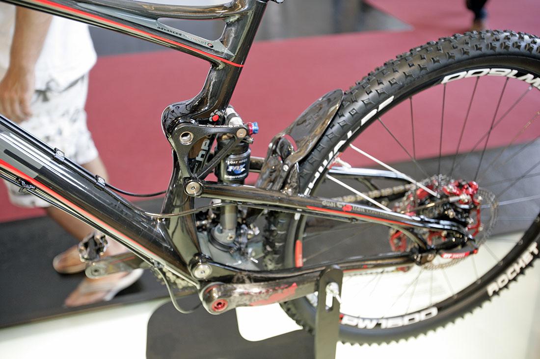 Cube 2010 na Eurobike 2009