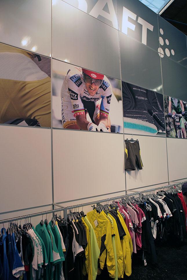 Craft 2010 na Eurobike 2009