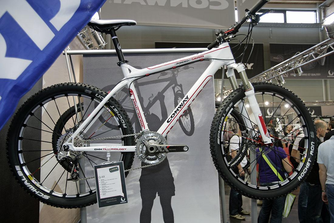 Conway 2010 na Eurobike 2009