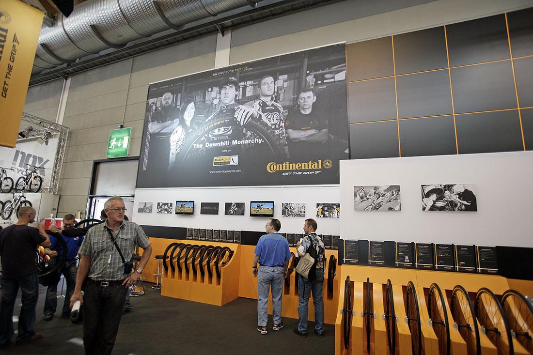 Continental 2010 na Eurobike 2009