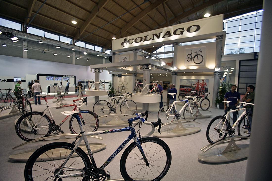Colnago 2010 na Eurobike 2009