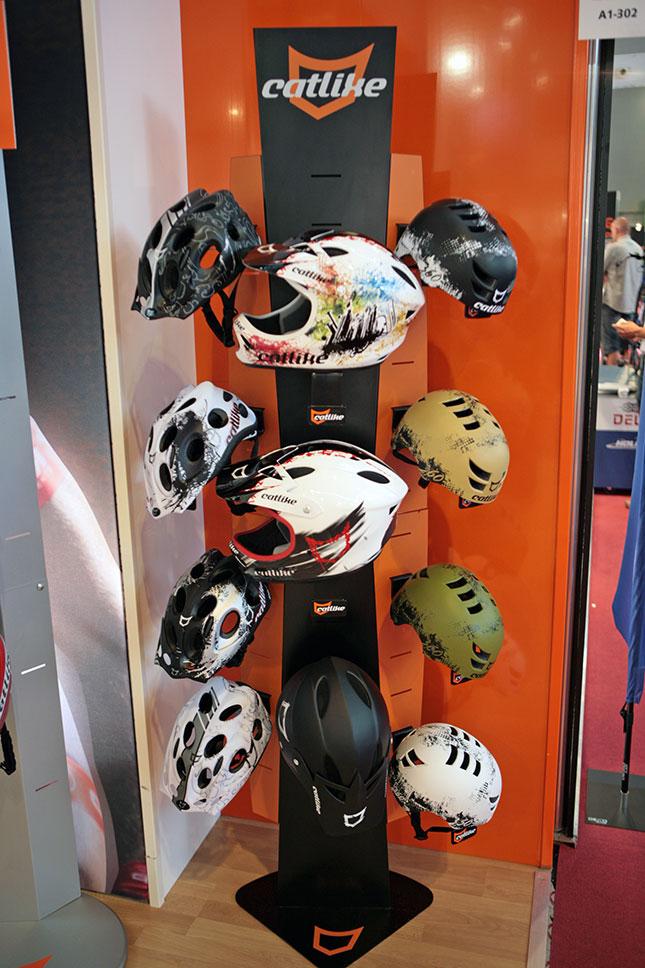 Catlike 2010 na Eurobike 2009