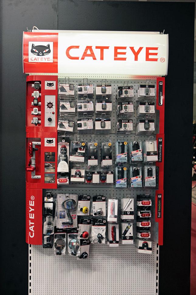 Cateye 2010 na Eurobike 2009