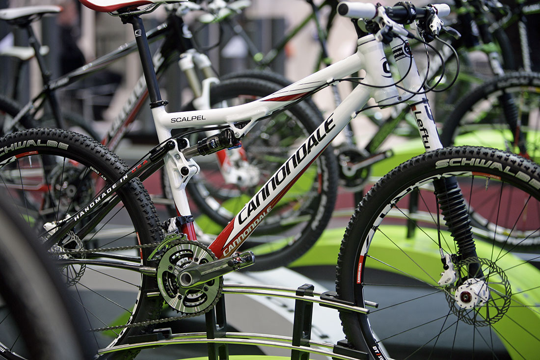 Cannondale 2010 na Eurobike 2009