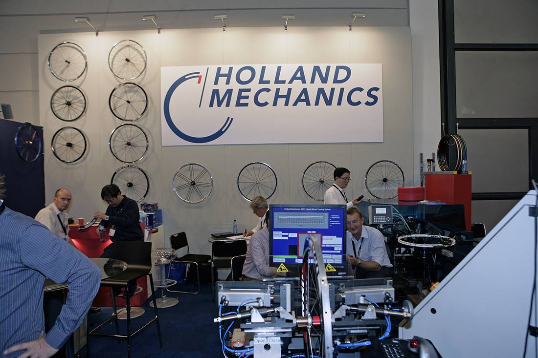 Holland Mechanics 2010 na Eurobike 2009