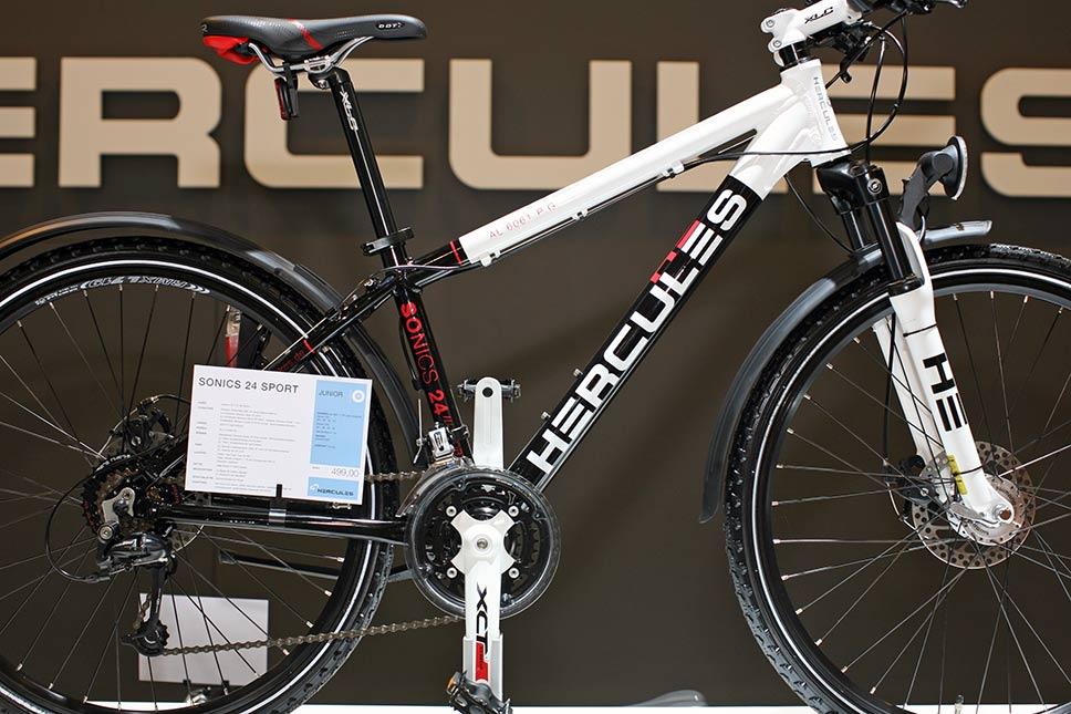 Hercules 2010 na Eurobike 2009