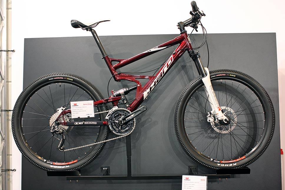 Haro 2010 na Eurobike 2009