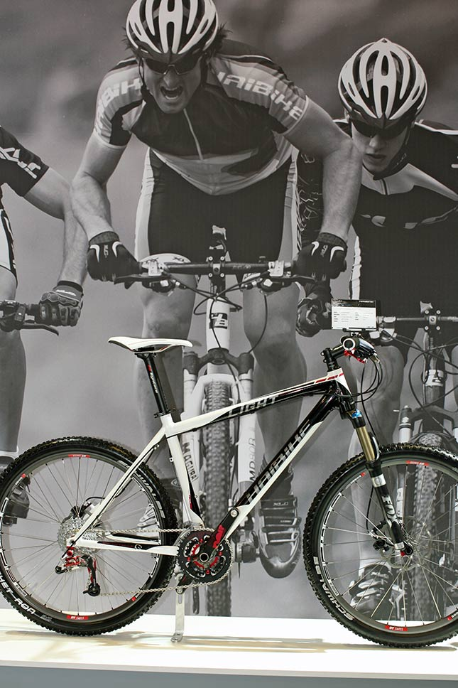 Haibike 2010 na Eurobike 2009