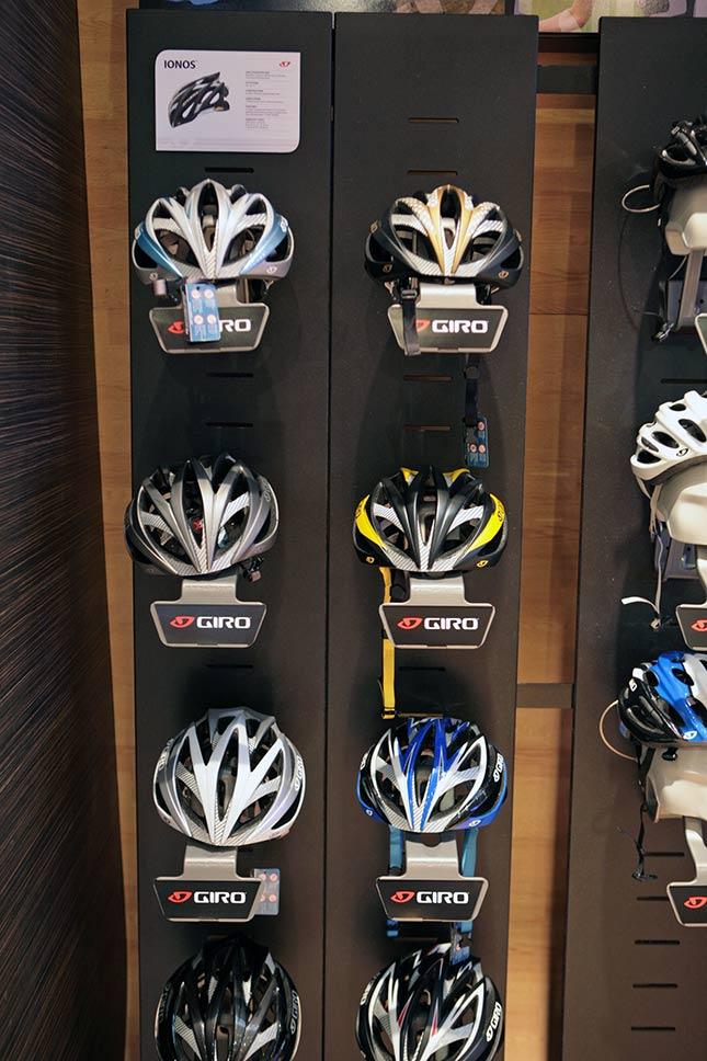 Giro 2010 na Eurobike 2009