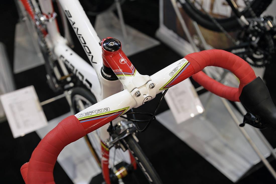 Gepida 2010 na Eurobike 2009
