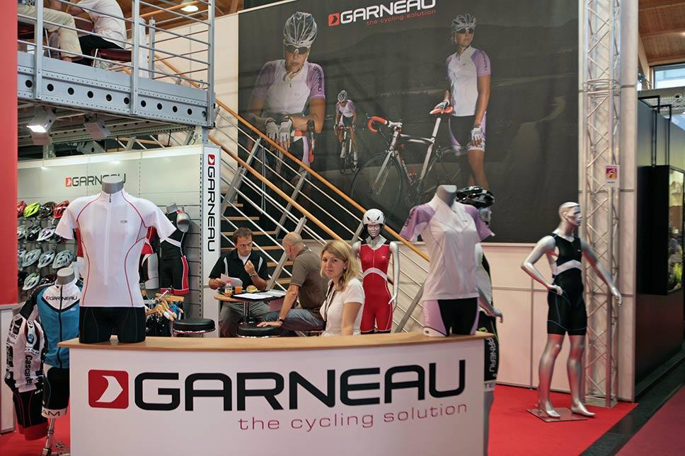 Garneau 2010 na Eurobike 2009