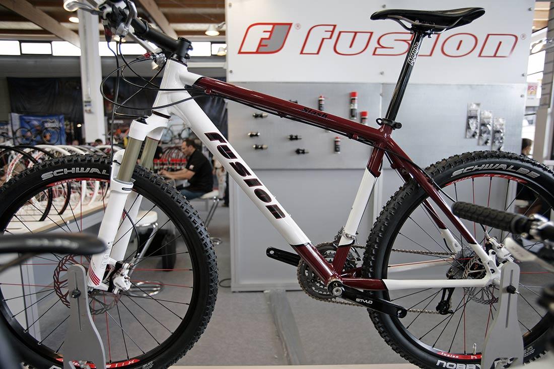 Fusion 2010 na Eurobike 2009