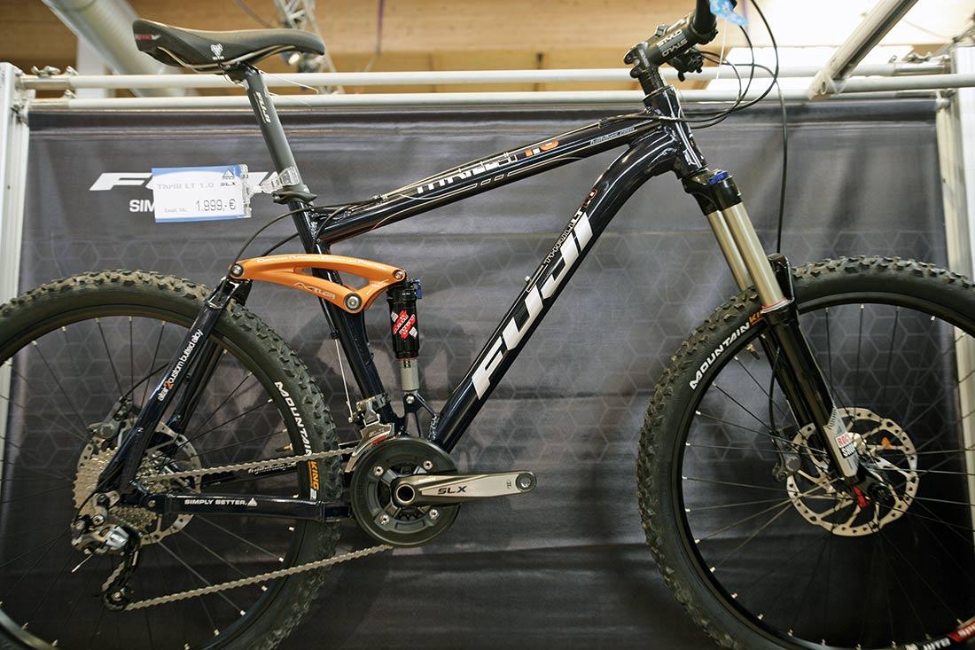 Fuji 2010 na Eurobike 2009