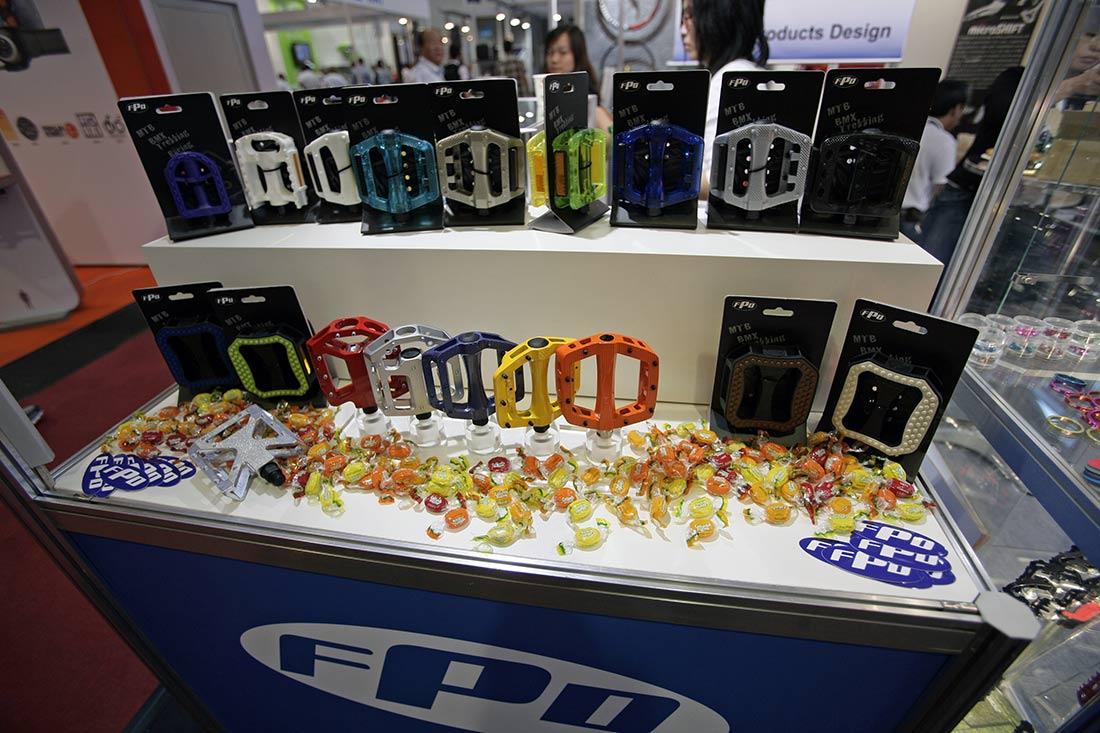 FPD 2010 na Eurobike 2009
