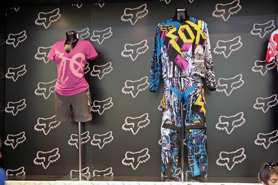 Fox 2010 na Eurobike 2009