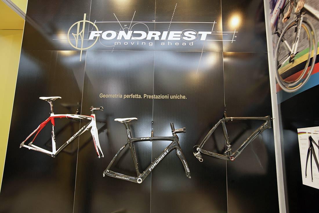 Fondriest 2010 na Eurobike 2009