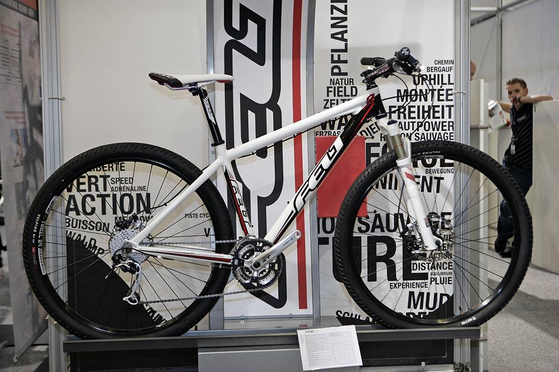 Felt 2010 na Eurobike 2009
