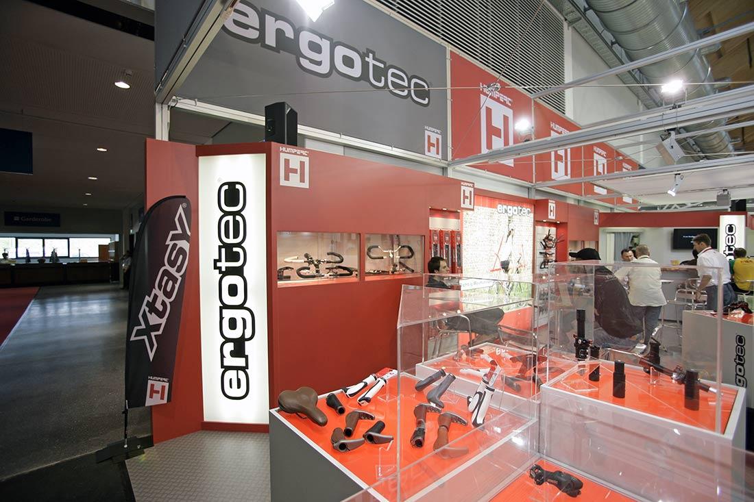Ergotec 2010 na Eurobike 2009