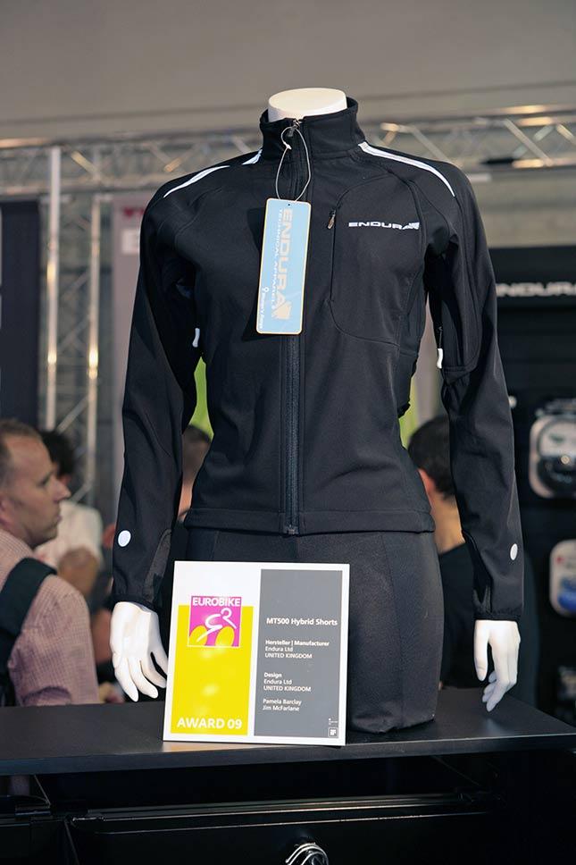 Endura 2010 na Eurobike 2009