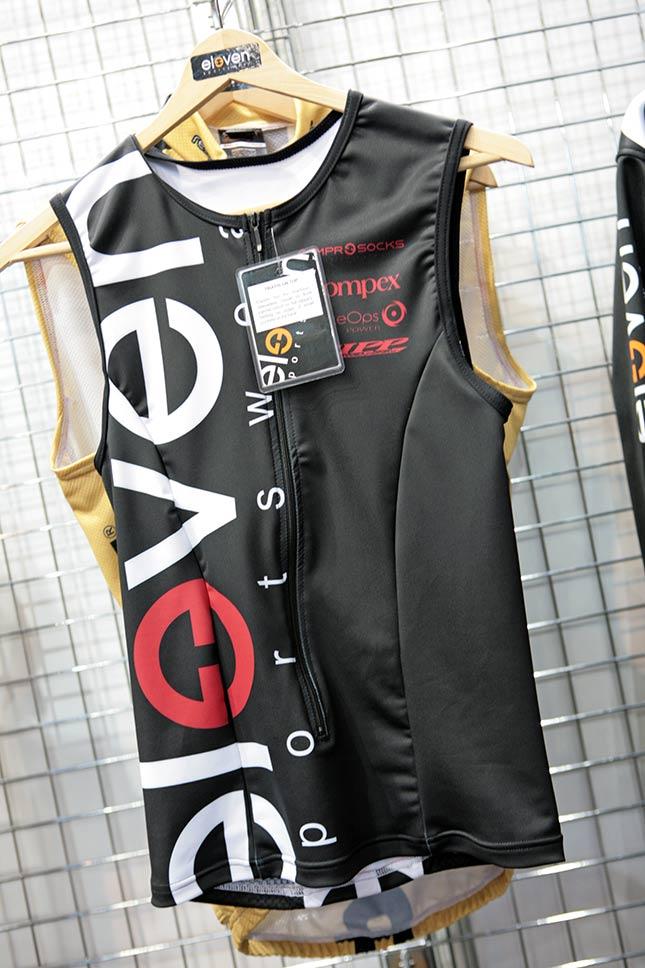 Eleven 2010 na Eurobike 2009