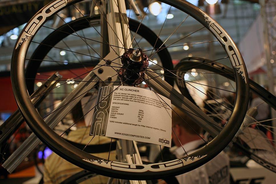 Edge 2010 na Eurobike 2009