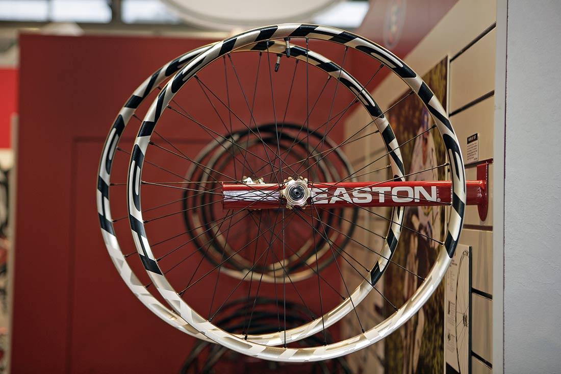 Easton 2010 na Eurobike 2009