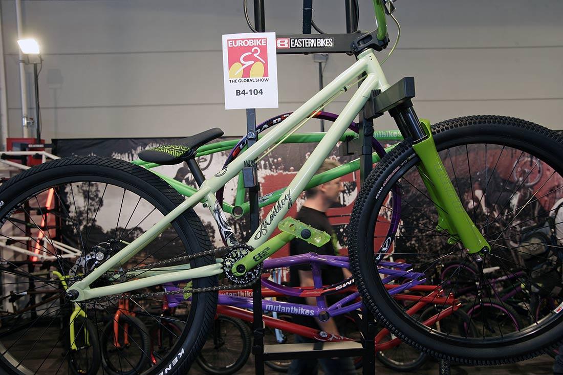 Eastern Bikes 2010 na Eurobike 2009