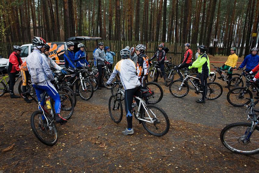 Alltraining podzimní kemp Český ráj 2009 - na Branžeži