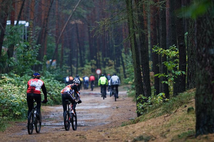Alltraining podzimní kemp Český ráj 2009