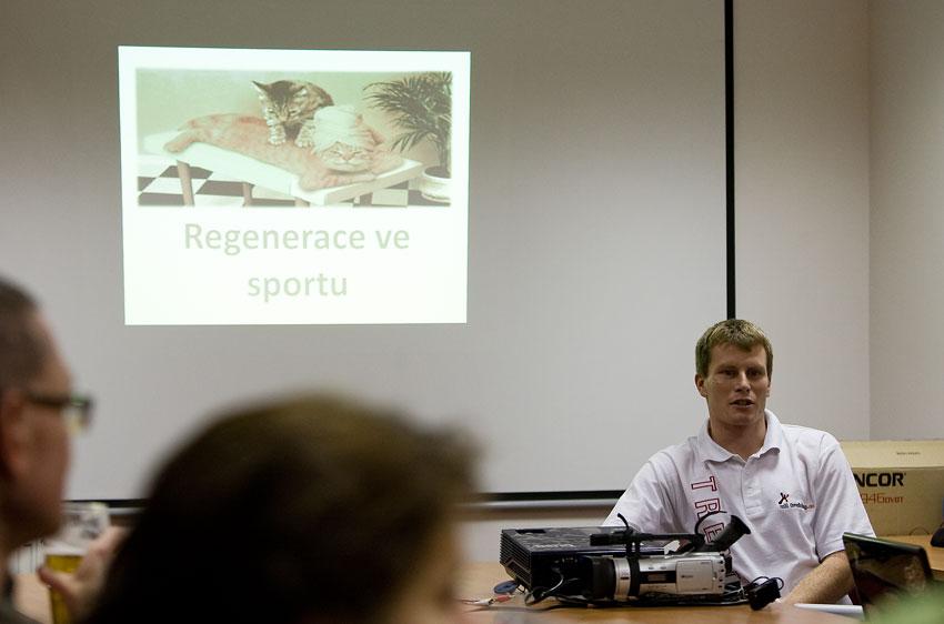 Alltraining podzimní kemp Český ráj 2009 - Vojta Beran a jeho chvilka....