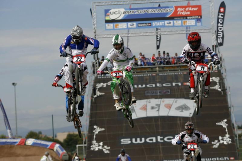 Roc d'Azur, Frejus /FRA/ 2009 - opět světový pohár BMX