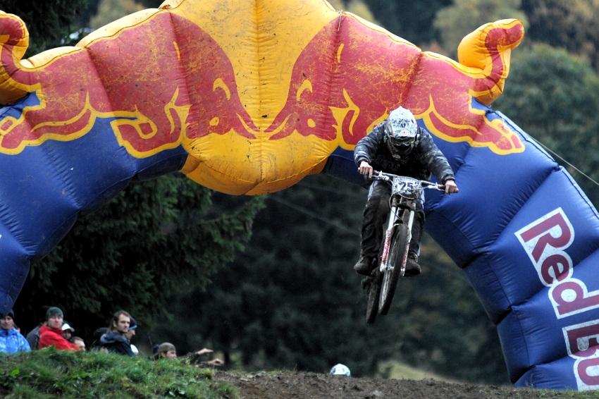 MRSN 4Down 2009, Portášky: Erik Kimmel letí pro třetí místo
