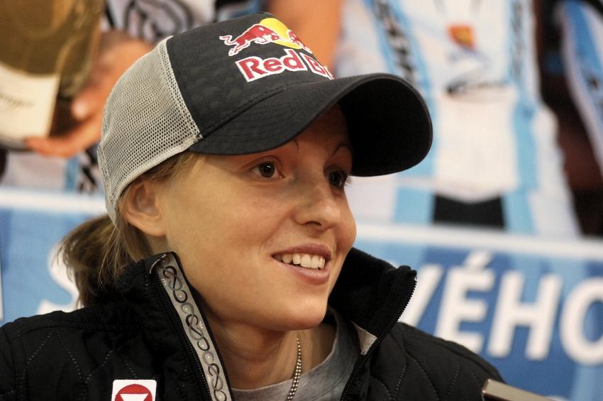 Bike Brno '09 - Faces: Lisi Osl