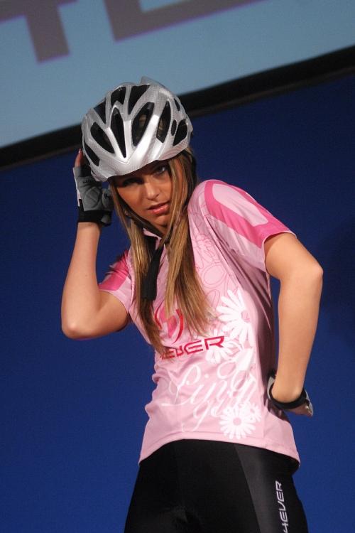 Bike Brno '09 - Faces: Fashion Show