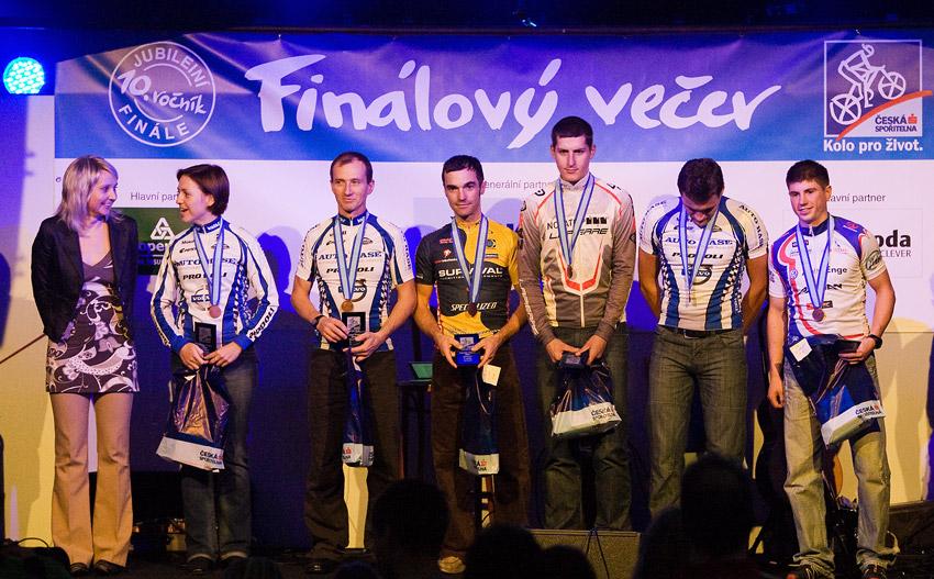KPŽ Finálový večer 2009 - třetí v celkovém pořadí Prestige Trophy Marathon