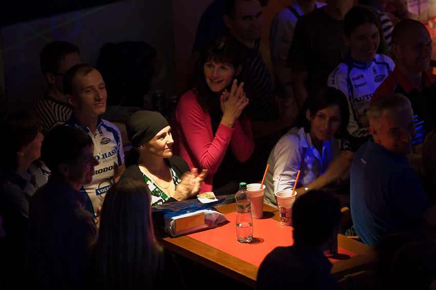KPŽ Finálový večer 2009 - při předávání cen bylo v sále veselo...