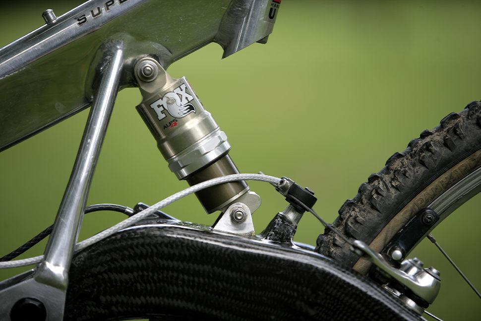 Cannondale Super V 1000 carbon 1995