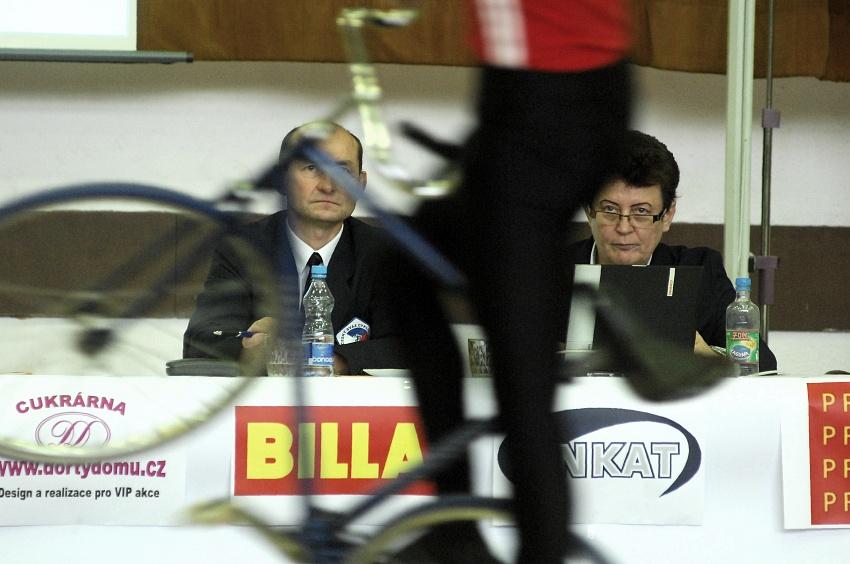 Mistrovství ČR v krasojízdě a kolové 2009: bystrá porota