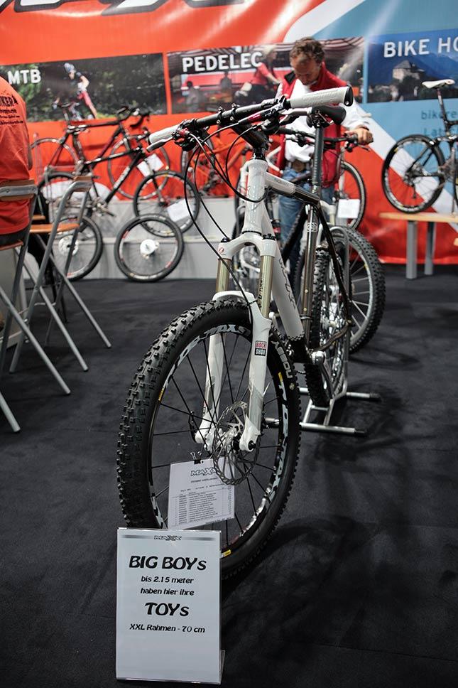 Maxx 2010 na Eurobike 2009