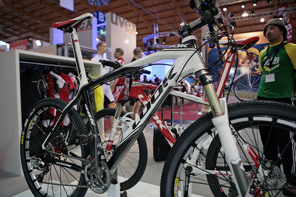 Look 2010 na Eurobike 2009