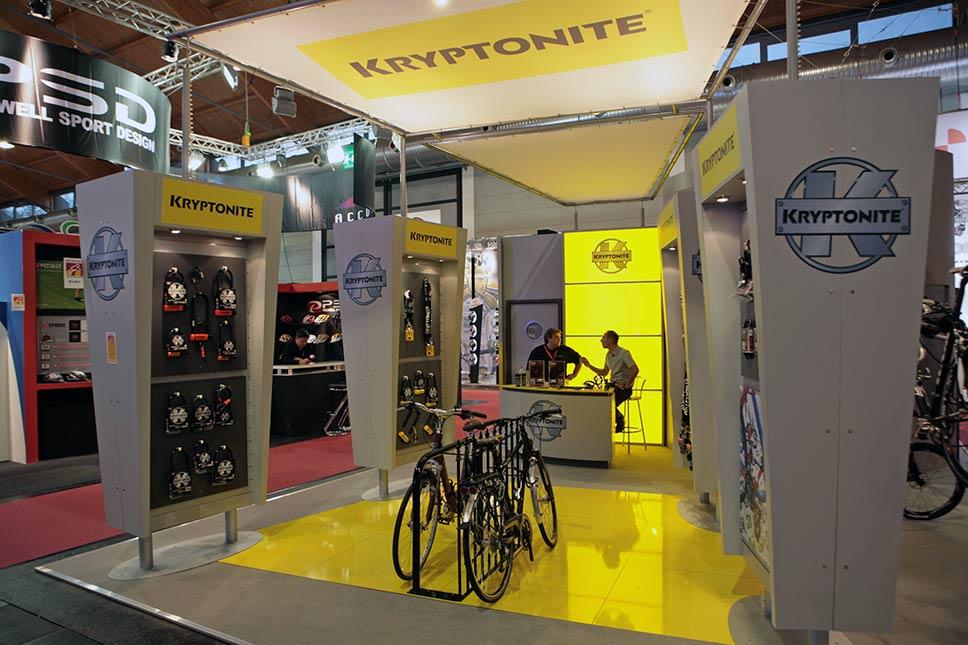 Kriptonite 2010 na Eurobike 2009