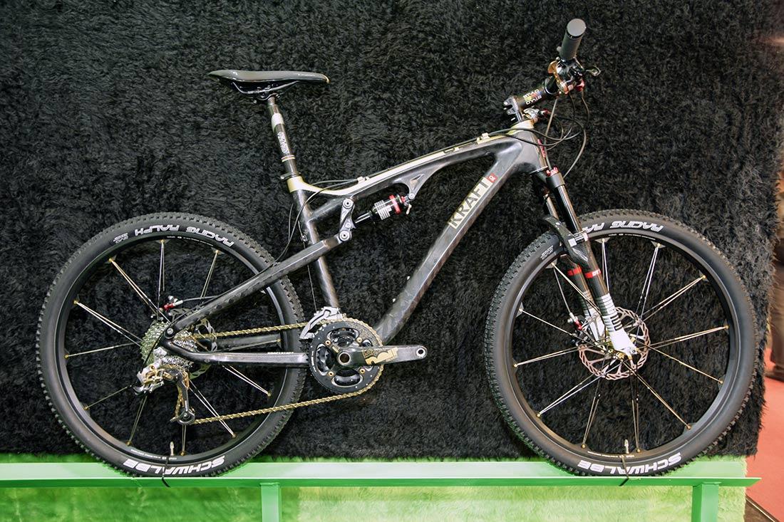 Kraft 2010 na Eurobike 2009