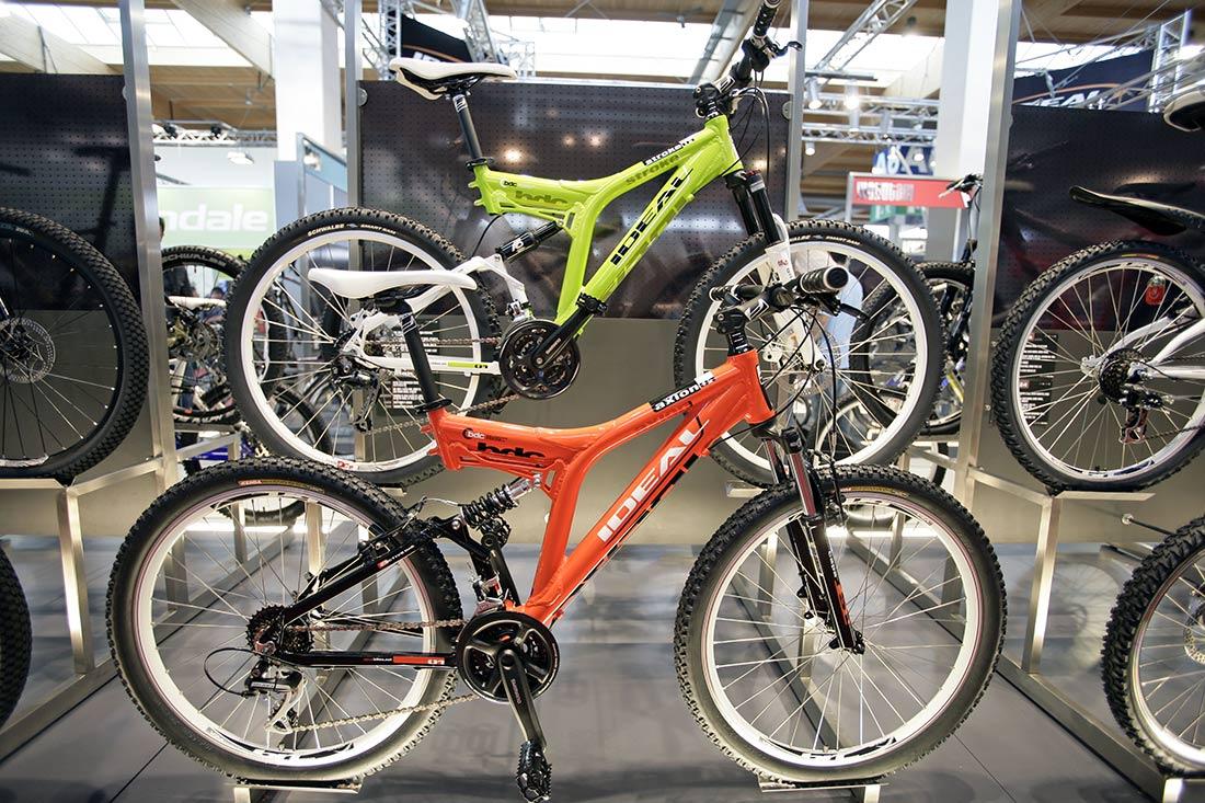 Ideal 2010 na Eurobike 2009