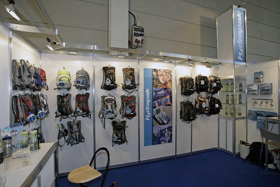 Hydrapak 2010 na Eurobike 2009