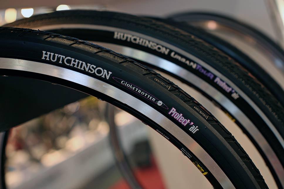Hutchinson 2010 na Eurobike 2009