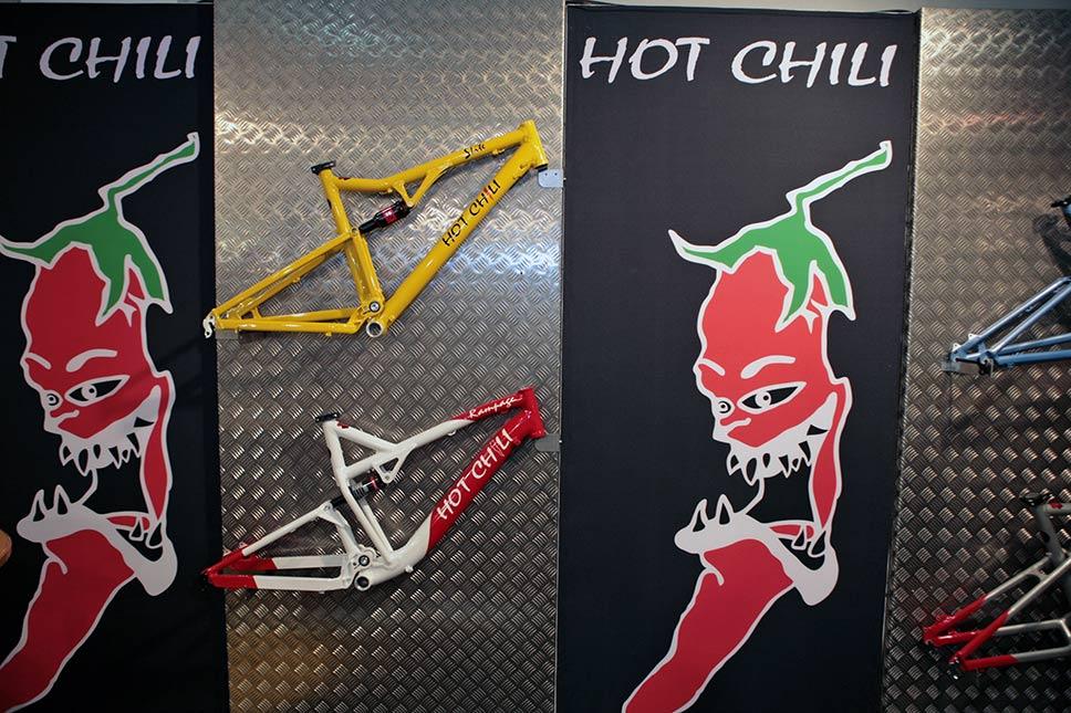 Hot Chili 2010 na Eurobike 2009