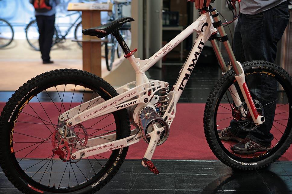 Rohloff 2010 na Eurobike 2009