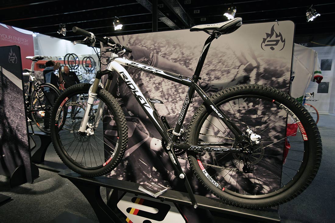 Ridley 2010 na Eurobike 2009