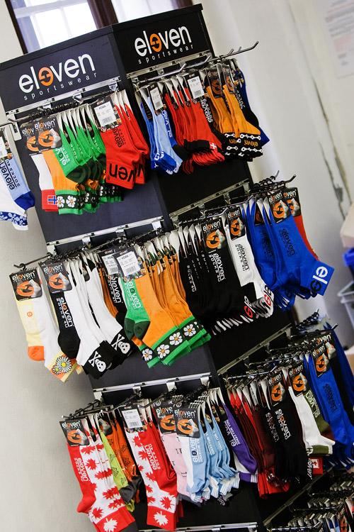 Eleven 2009 - zakázková výroba dresů